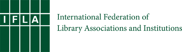 Logo de l'IFLA (International Federation of Library Associations and Institutions)
