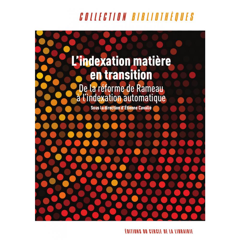 Livre Indexation matière en transition