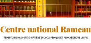 Centre national Rameau